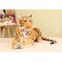 Tigre De Bengala Mediano De 70 Cm
