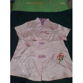 Camisa China Para Dama