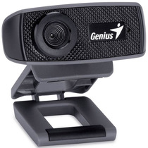 Webcam Camara Web Genius Facecam 1000x Hd 720p Con Micrófono