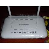 Modem Router Movistar Nucom Adsl2+ 3g Wps -4lan Usb