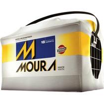 Bateria Moura Inteligente 12v 48ah - 18 Meses De Garantia