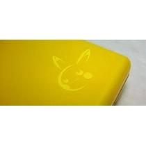 Nintendo Ds Pokémon Pikachu Edition Cartão Brinde Jogos
