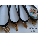 Choker Y Collares / Gargantillas / Chocker Dobles Y Triples