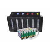 Sistema Continuo Original Epson T Tx R Rx Artisan+full Tinta