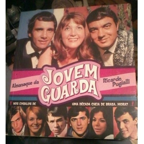 Almanaque Da Jovem Guarda Roberto Carlos Turma Muitas Fotos