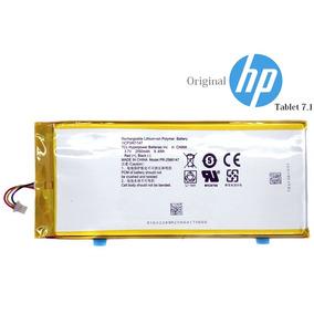 Bateria P/ Tablet Hp 7.1 1201 100% Original 2550mah - Nova