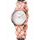 Reloj Calvin Klein Snake K6e23646 Mujer | Envío Gratis