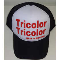 Boné Trucker Cap Tela Tricolor Spfc Estilo John John