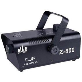 Maquina De Humo Z 800 C/ Control Y Liquido Gratis Oferta Cjf