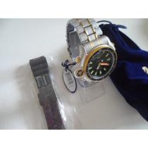 Relógio Pulso Masculino Aqualand Marca Atlantis Original