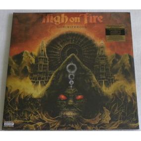 High On Fire Luminiferous 2lp + Cd Iron Maiden Metallica