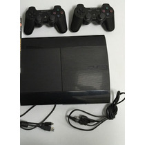Vendo Cambio Ps3 Play Station3 Ultra Slim 500gb Control Caja
