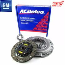 Kit Embreagem Gm Acdelco Chevrolet Celta 1.0 2010 2011 2012