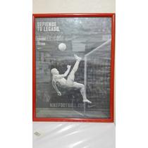 Fabio Cannavaro Poster Enmarcado Nike Original