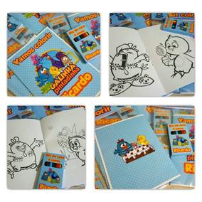 Kit Livro De Colorir Personalizado - Unidade