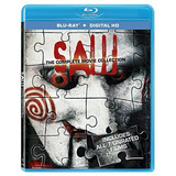 Pelicula Blu Ray Saw The Complete Collection