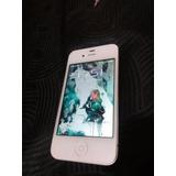 Iphone 4s 8 Gigas Blanco ¡perfecto Estado!