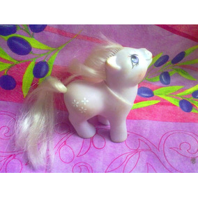 Mi Pequeno Pony Bebe De Los 80s Color Pastel