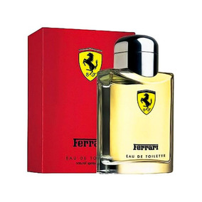 Perfume Masculino Ferrari Red 125ml Original E Lacrado