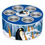 Cooler Térmico 3g Pinguim Para 6 Latas Cerveja Refrigerante