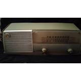 Radio Rca Victor Modelo 5x44 Espacial Chilena Funcionando