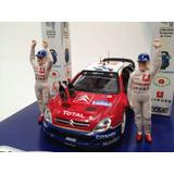Diorama Citroen Xsara Rallye De France Ixo 1/43 Envío Gratis