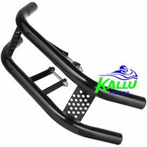 Protetor De Motor Pra Titan 125- Fan 125 Kallu Motos