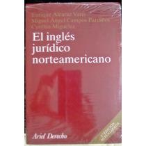 El Inglés Jurídico Norteamericano (libro Físico)