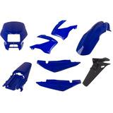 Carenagem Nxr Bros 125-150cc Azul 2005/06 Completo