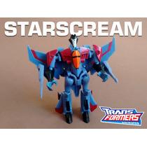 Boneco Starscream - Transformers Animated