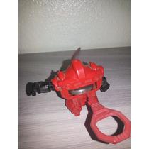 Robô Pião Estrela Anos 80
