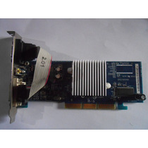 Placa Vídeo Asus V9400-x Geforce Mx-4000 64mb Agp 4x/8x A93