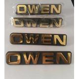Emblemas Logo Para Motos Owen Originales Ventas Al Mayor