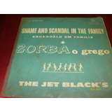 Vinil Compacto S Chantecler. The Jet Blacks. Shame And Scand