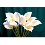 Flores Aritificiales Cala De 70 Cm De Largo La Docena