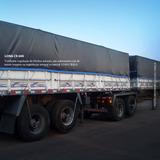 Lona Ck 600 Pvc Azul Tipo Locomotiva Caminhão Cobertura 6x6