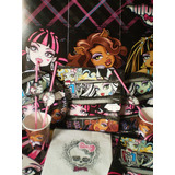 Monster High 20 Chicos Con Regalos