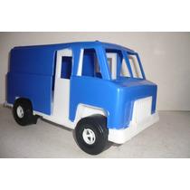 Camioneta Van - Camioncito De Juguete - Vanete Camion Escala