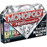 Juego Hasbro Monopoly Millonario