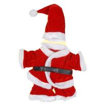 Santa Claus Traje Encaja Más 8\ - 10\ Webkinz, Brillante E