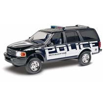 Ford Expedition Police Ssv, Para Armar, Revell 1:25 Revell