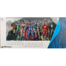 Dc Collectibles New 52 Justice League 7 Pack