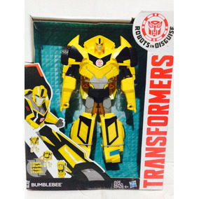 Bumbleblee Transformers Original 19 Cm Hasbro Nuevo B0067