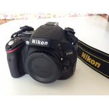 Casi Nueva, Nikon D5100 Solo El Cuerpo.