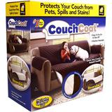 Protector Sillon Sala Doble Vista Lavable Mascota Couch Coat