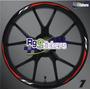 Calcomanias/stickers Para Rin Yamaha Fz Y Otras Motos Reflej