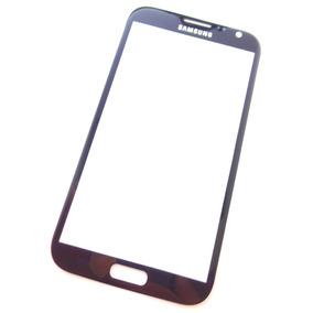 Samsung Galaxy Note 2 - Refacción Cristal Gorilla Glass Azul
