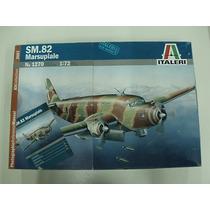 Avion Italeri P/armar Sm.82 Marsupiale 1/72 Kit 1270