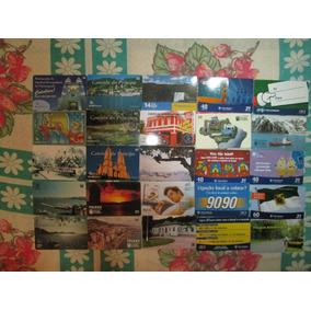 Cartões Telefônicos Para Colecionadores