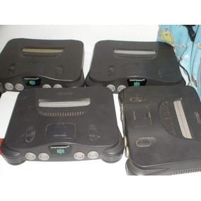 Vendo Cosole Do Nintendo 64 Funciuonado.